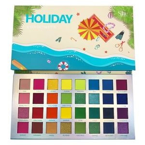 New 32 Shade Holiday Eyeshadow Palette